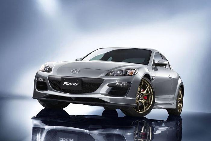 Специальный выпуск Mazda RX-8 Spirit R (3 фото)