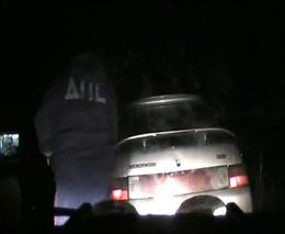 Самая короткая погоня полиции