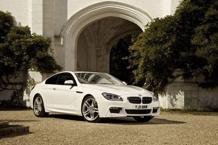 BMW 640D Coupe начали продавать в Великобритании (79 фото)