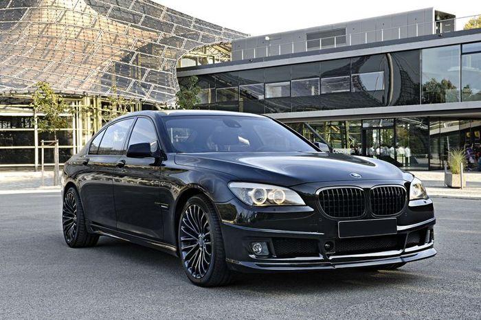 Тюнинг BMW 7-й серии от ателье TuningWerk (11 фото)