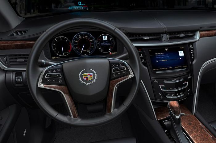 Мультимедийная система CUE от Cadillac (18 фото+видео)