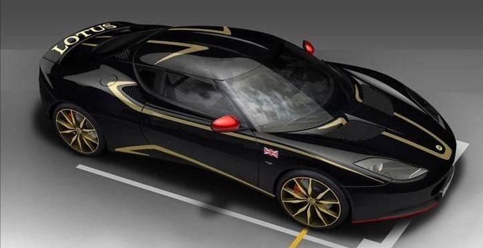 Новинка Lotus Evora S GP Edition (12 фото)