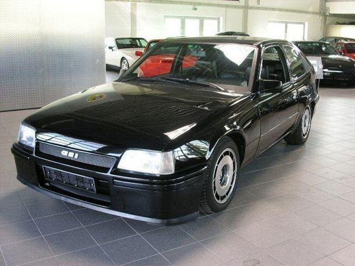 "Opel Kadett с мощным ""сердцем"" (5 фото)"