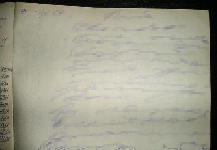 Все слышали о почерке врачей (2 фото)