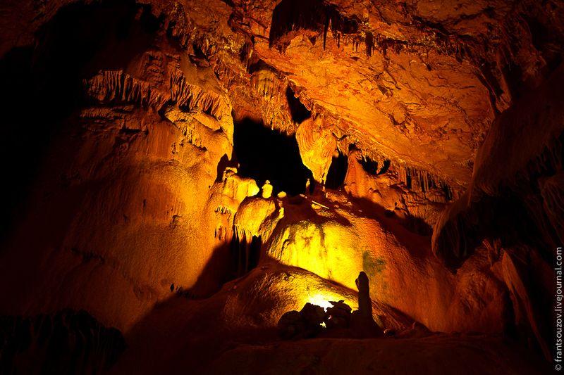 Мраморная пещера (38 фото)