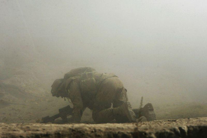 1165 Дневник фотографа Финбарра ОРайли: война в Афганистане