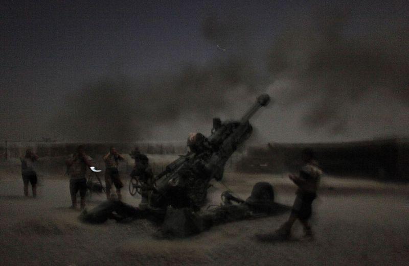 1166 Дневник фотографа Финбарра ОРайли: война в Афганистане