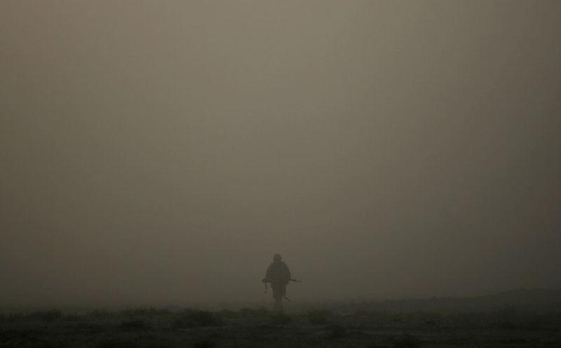 1242 Дневник фотографа Финбарра ОРайли: война в Афганистане