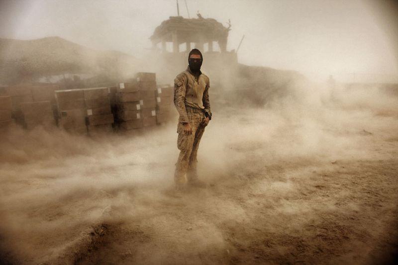 2035 Дневник фотографа Финбарра ОРайли: война в Афганистане