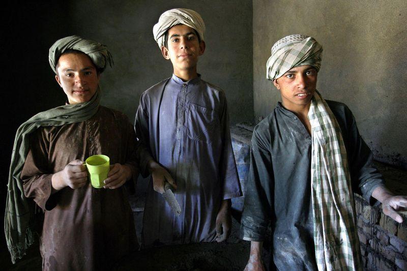 2332 Дневник фотографа Финбарра ОРайли: война в Афганистане