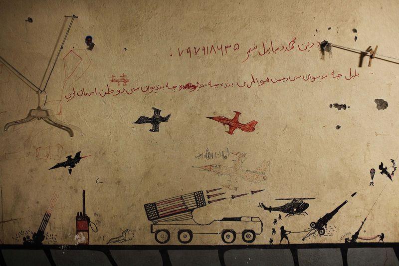 2626 Дневник фотографа Финбарра ОРайли: война в Афганистане