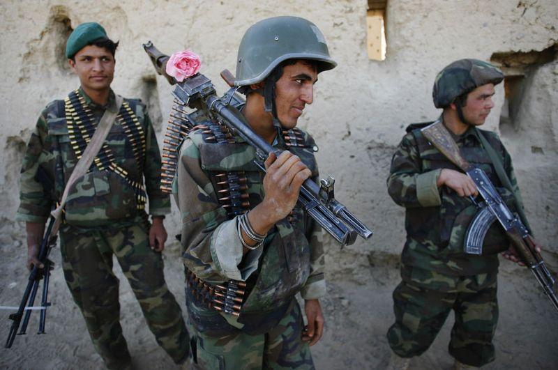2726 Дневник фотографа Финбарра ОРайли: война в Афганистане