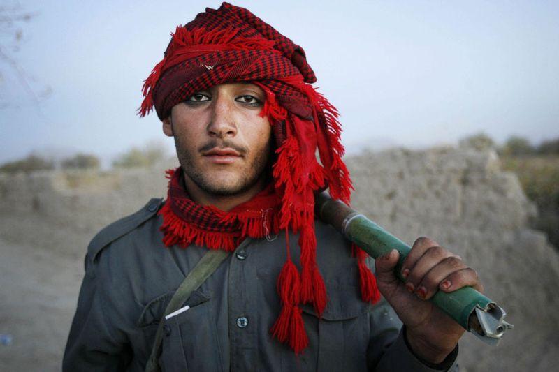 2824 Дневник фотографа Финбарра ОРайли: война в Афганистане