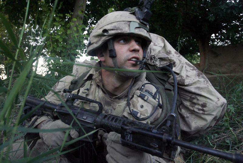 3135 Дневник фотографа Финбарра ОРайли: война в Афганистане