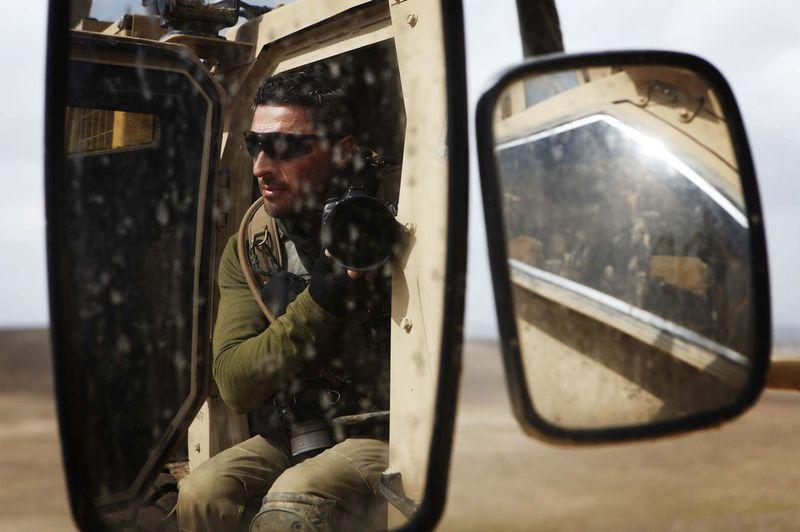 3136 Дневник фотографа Финбарра ОРайли: война в Афганистане