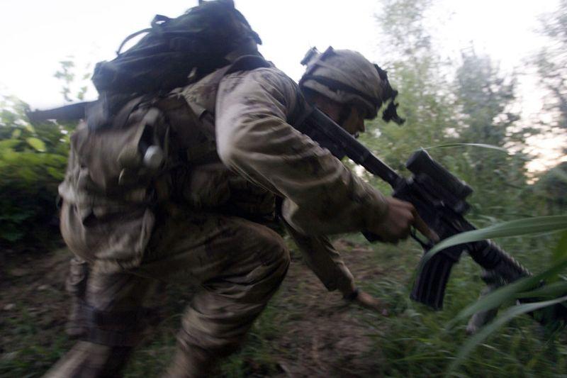 568 Дневник фотографа Финбарра ОРайли: война в Афганистане