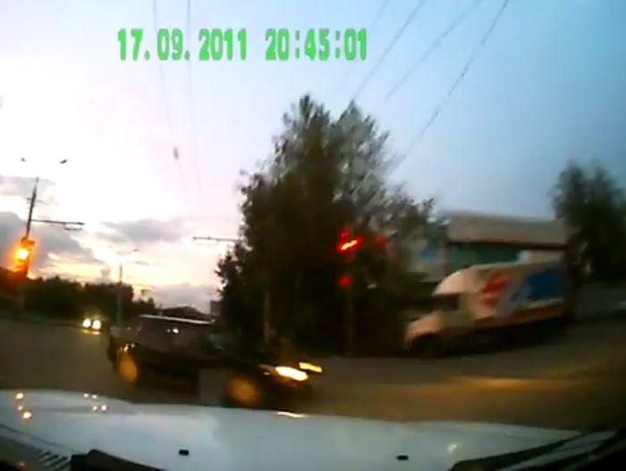 Авария дня часть 327 (фото+видео)