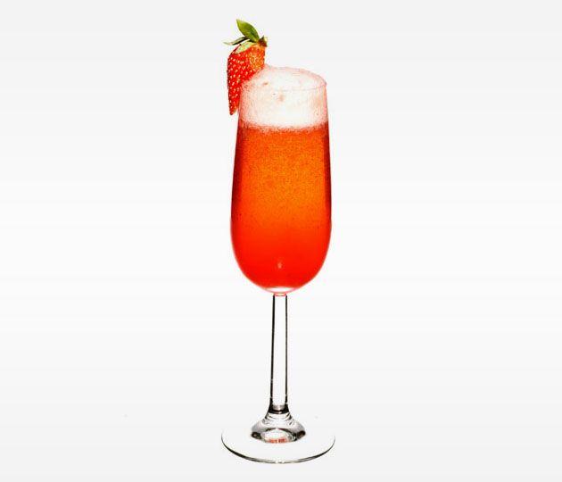 Алкогольные коктейли, полезные для организма (6 фото)