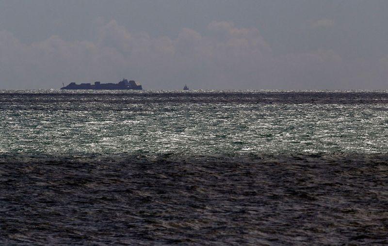 s n05 10140371 Разлив нефти у берегов Новой Зеландии