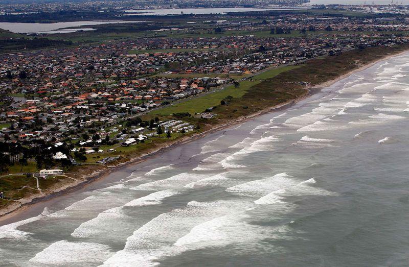 s n06 10130448 Разлив нефти у берегов Новой Зеландии