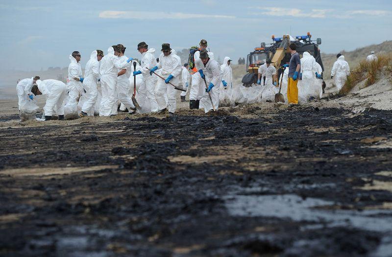 s n21 29110994 Разлив нефти у берегов Новой Зеландии