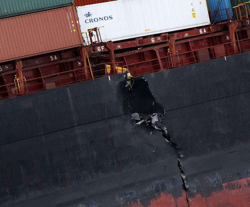 s n29 29045510 Разлив нефти у берегов Новой Зеландии