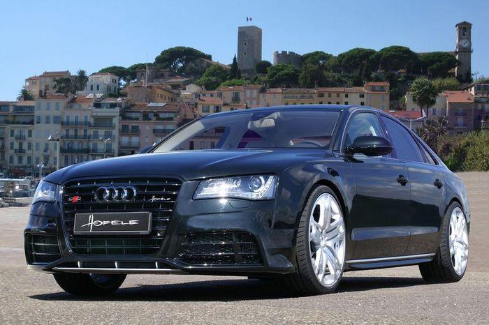Audi A8 от тюнингового ателье Hofele Design (7 фото)