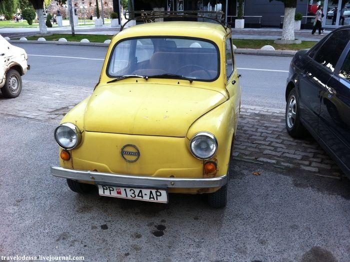 Ретро автомобили на Балканах (23 фото)