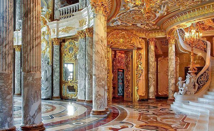 Дома Рублевки. Часть 2. (47 фото)
