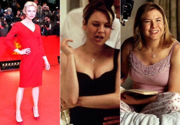 Звезды, набравшие или сбросившие вес ради ролей в кино (10 фото)
