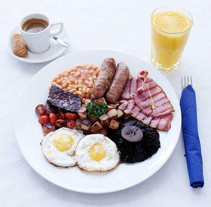 1187 Топ 50 лучших завтраков мира