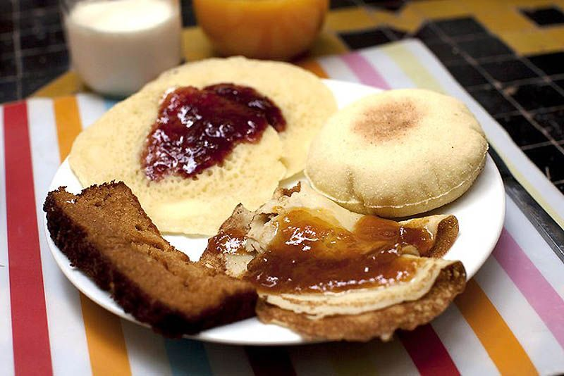 676 Топ 50 лучших завтраков мира