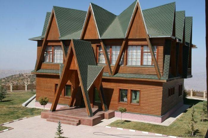 Новая секретная резиденция главы Таджикистана (36 фото)