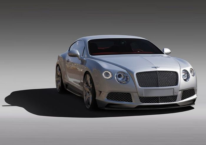 Bentley Continental GT от ателье Imperium (4 фото)