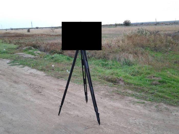 Дорожная пугалка от ГИБДД (2 фото)