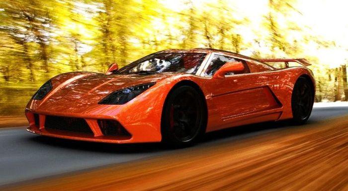 Компания Genty Automobile выпустит гиперкар  Akylon (15 фото+видео)