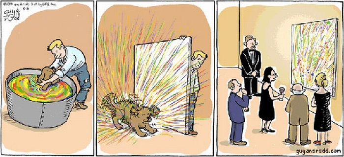 Карикатуры от Guy & Rodd (90 фото)