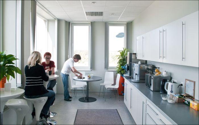 Офис компании Одноклассники (27 фото)