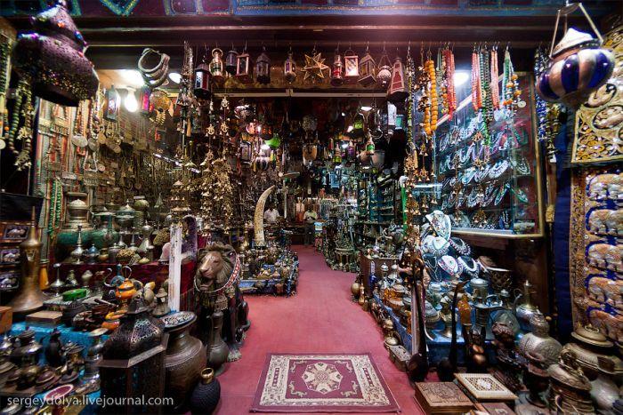 Оманский рынок Матрах (32 фото)