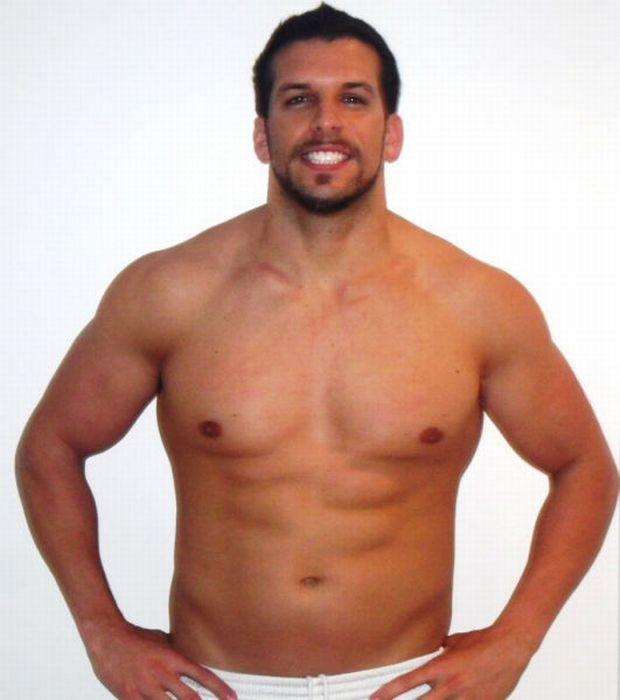 Тренер по фитнесу потолстел, чтобы понять клиентов (66 фото)