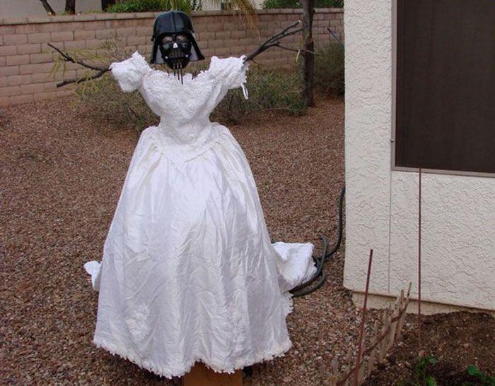 Масса применений для свадебного платья бывшей жены (20 фото)