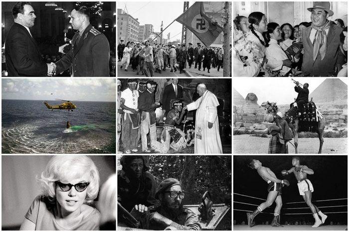 50 лет назад – мир в 1961 (51 фото)