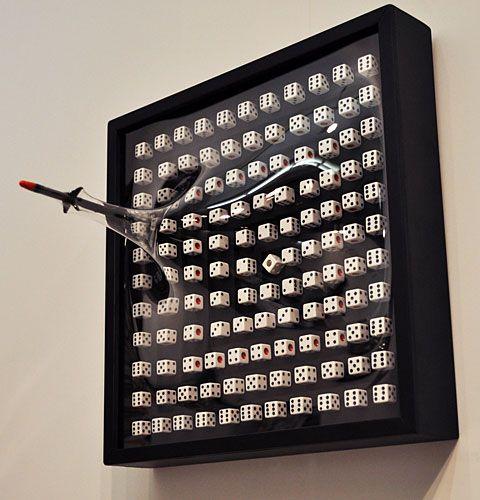 Трехмерные картины японского скульптора Yuki Matsueda (16 фото)