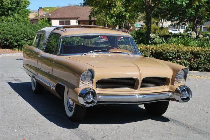 Chrysler Plainsman Wagon Concept  выставлен на продажу (18 фото+видео)