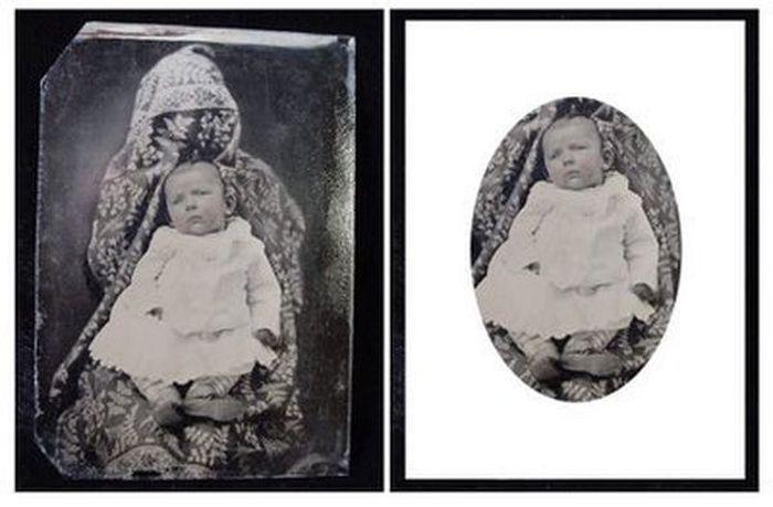 Особенность съемки викторианской эпохи (17 фото)