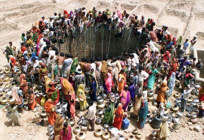В конце октября население Земли увеличится до 7 миллиардов (42 фото)