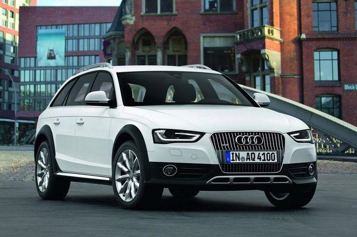 Компания Audi обновила все модификации Audi A4 (89 фото)