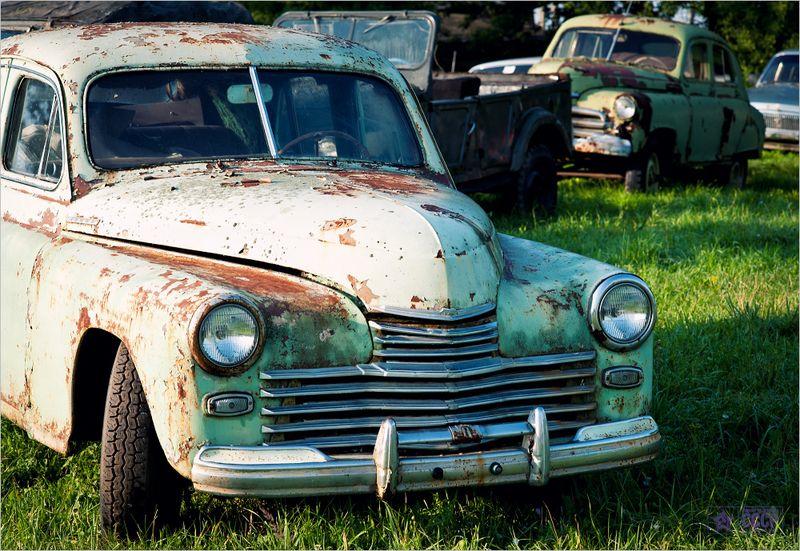 Старые автомобили ссср фото