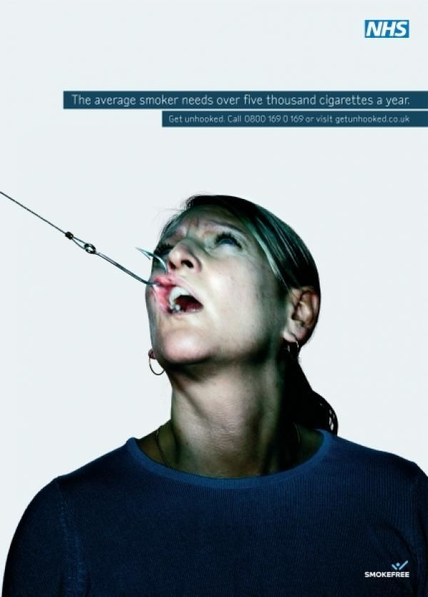 Антитабачная реклама (32 фотографии), photo:5