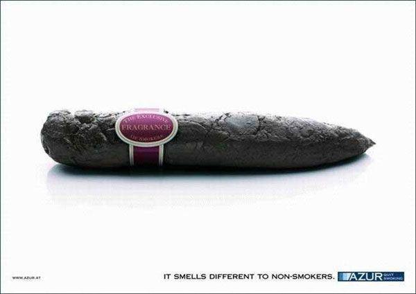 Антитабачная реклама (32 фотографии), photo:11